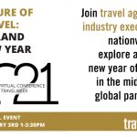 'The Future of Travel: A Brand New Year' online conference set for Feb. 3