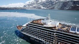 Holland America celebrates 75 years in Alaska in 2022