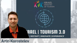 Stepping into the future with 'Israel | Tourism 3.0'