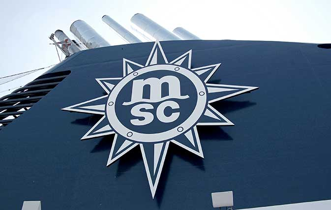 Two MSC Grandiosa voyages in January forced to cancel