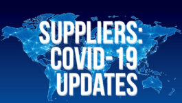 SUPPLIER COVID-19 UPDATES: Airlines, cruise, hotels & tour ops