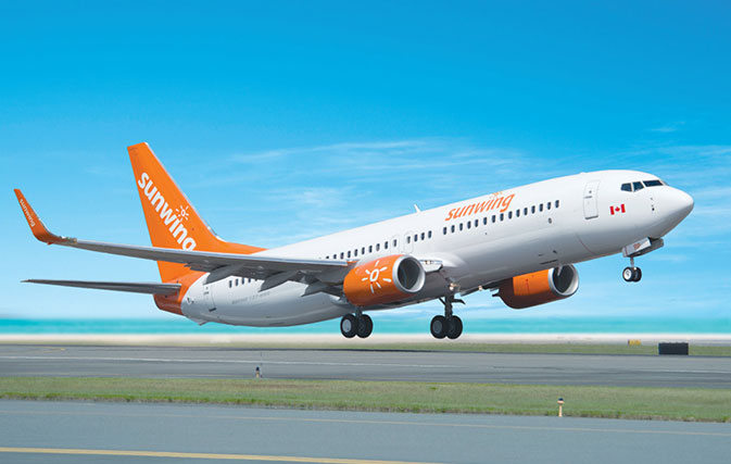Sunwing heading back to London, ON for sun flights in winter 2021-22