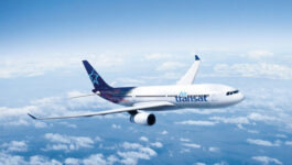 Eustache says Transat expects to resume operations mid-June