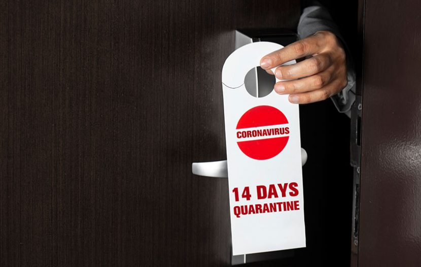 Hotel quarantine info site now live, with bookings only by phone