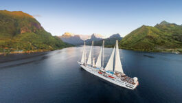 "Windstar launches Wave Sale, expects a ""tidal wave"" of bookings"