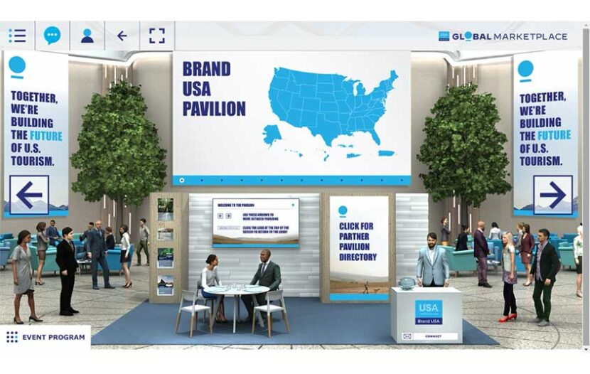 Brand USA's March 15 - 18 event connects Canadian tour ops with U.S. partners