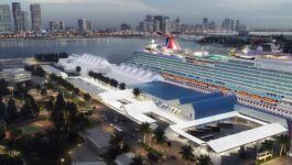 PortMiami breaks ground on Terminal F, future home of Carnival Celebration