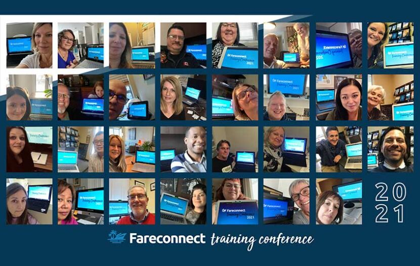 """Fareconnect.com celebrates success of virtual conference: """"Adaptability is where it's at"""""""