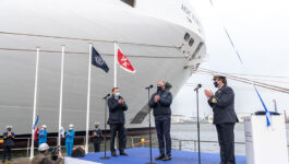 Newly-delivered MSC Virtuosa set to begin sailing April 2021