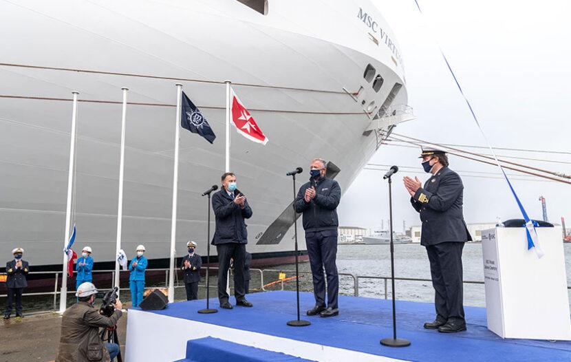 Newly-delivered MSC Virtuosa set to begin sailing April 2021
