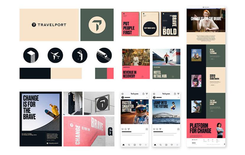 Travelport unveils new visual identity