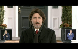 """""""People simply should not travel"""": Hotel quarantine rule goes into effect Feb. 22, says Trudeau"""
