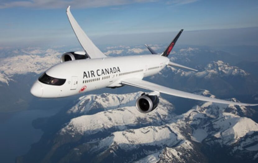 Air Canada's summer 2021 schedule includes 50 airports and 3 new routes