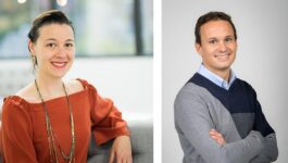 Club Med promotes Brouhard and Giraud