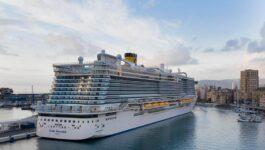 Costa Cruises moves resumption date to May 1