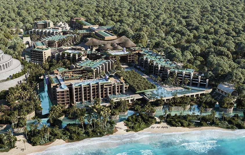 Grupo Xcaret eyes July 1 opening of new Riviera Maya resort