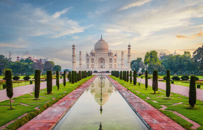 Glamorous India - Film, Food and Luxury Travel with Incredible India