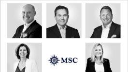 MSC names senior team to head up new luxury brand
