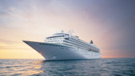 Crystal Symphony to join Crystal Serenity in the Caribbean starting Aug. 5, 2021