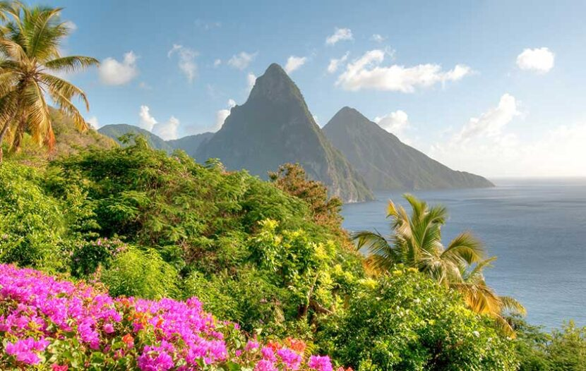 Saint Lucia's new virtual roadshows aimed at travel agents, tour operators