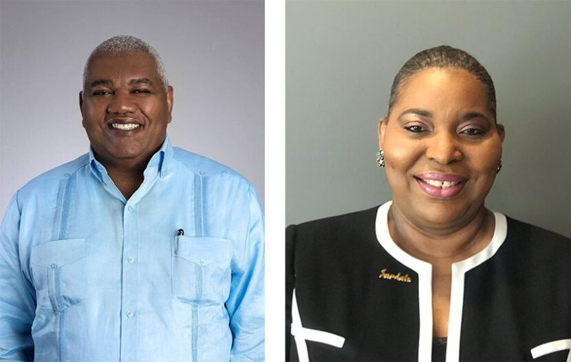 New titles, promotions for Sadler, Barnes-Smith with UVI's leadership team realignment