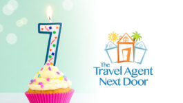 The Travel Agent Next Door celebrates its many successes on 7th birthday