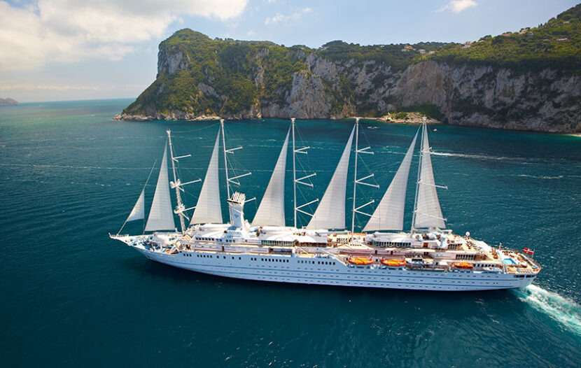 Windstar to require proof of vaccination upon June restart