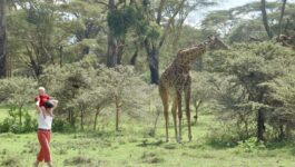 Exodus Travels & AWF launch new partnership with premium safari collection