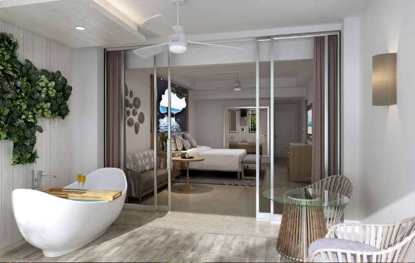Bookings open at newly expanded South Seas Village at Sandals Royal Barbados