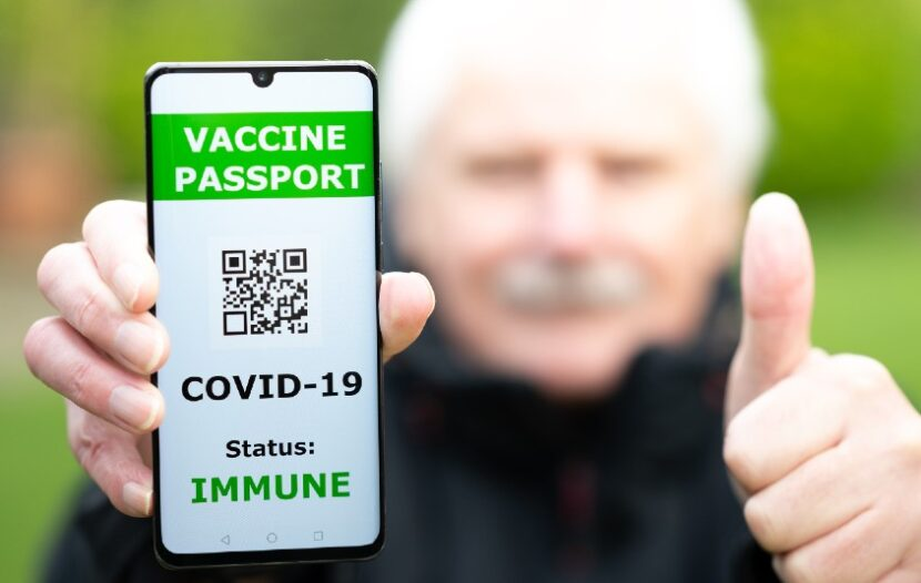 Something's got to give: Airline CEO on vaccination passports, and the latest on Canada's hotel quarantine rule