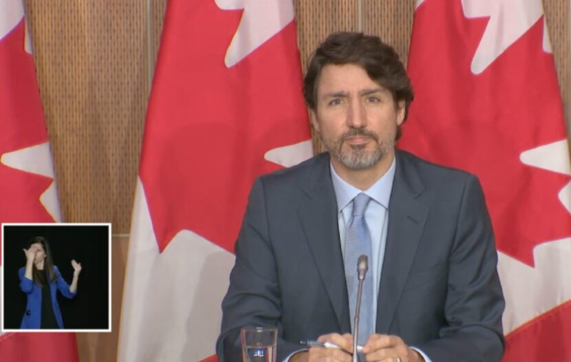 """""""We have already seen the importance of vaccinations for int'l travel"""": Trudeau"""