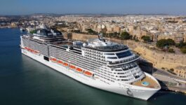 Here's MSC's complete list of summer itineraries