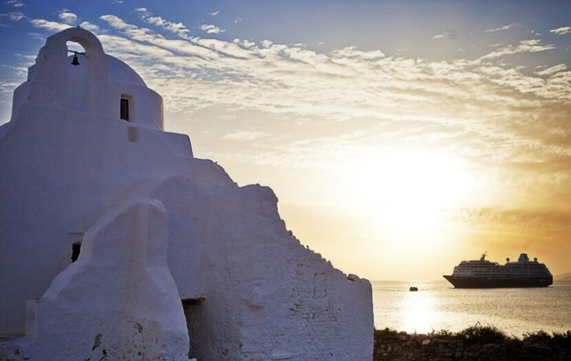 Azamara resumes sailings with Greece voyages, books open May 11