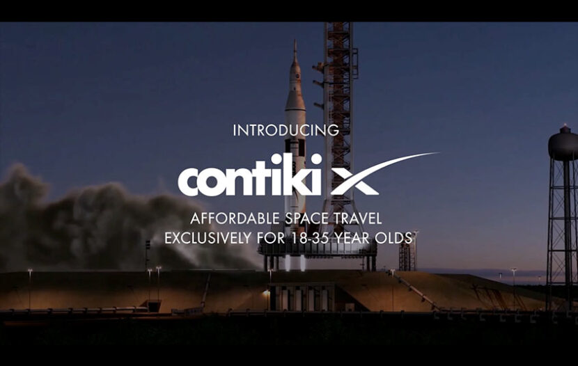 We're over it: Contiki heading into space to escape the pandemic