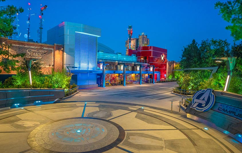 Disneyland's Avengers Campus set to open June 4