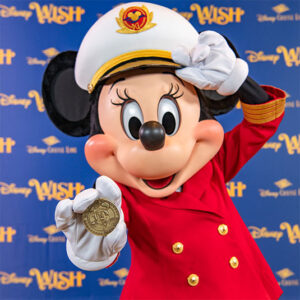New visuals for Disney Cruise Line's Disney Wish ahead of April 29 online event