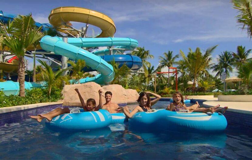 Family Fun at Hilton La Romana Beach Resort & Waterpark