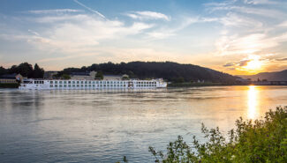 Uniworld's new 46-night 'Rivers of the World' setting sail in May 2023