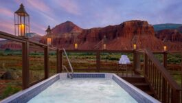 Peace and Serenity in Unexpected Places: Utah's Spa & Wellness Retreats