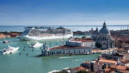 Italian govt. looks ready to follow through on cruise ship ban in Venice's Guidecca Canal