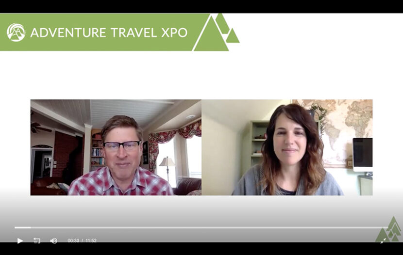 Busting myths about adventure travel at first-ever Adventure Travel Xpo