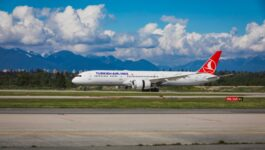 Turkish Airlines launches service from Vancouver