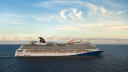Red, white and blue: Carnival Cruise Line announces new fleet-wide livery