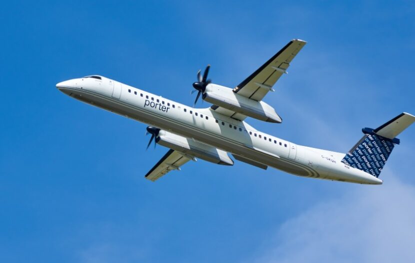 Porter Airlines' flights to Halifax, Quebec City are back on