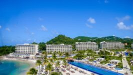 Blue Diamond Resorts reopens Saint Lucia properties ahead of schedule
