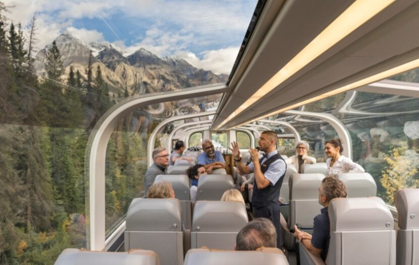 Aeroplan and Rocky Mountaineer form new partnership for Aeroplan members