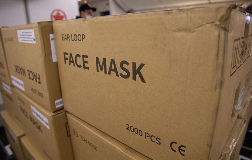 Air Canada sends essential supplies to hard-hit India