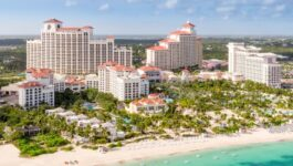 Baha Mar's fully vaccinated guests now exempt from rapid testing after check-in