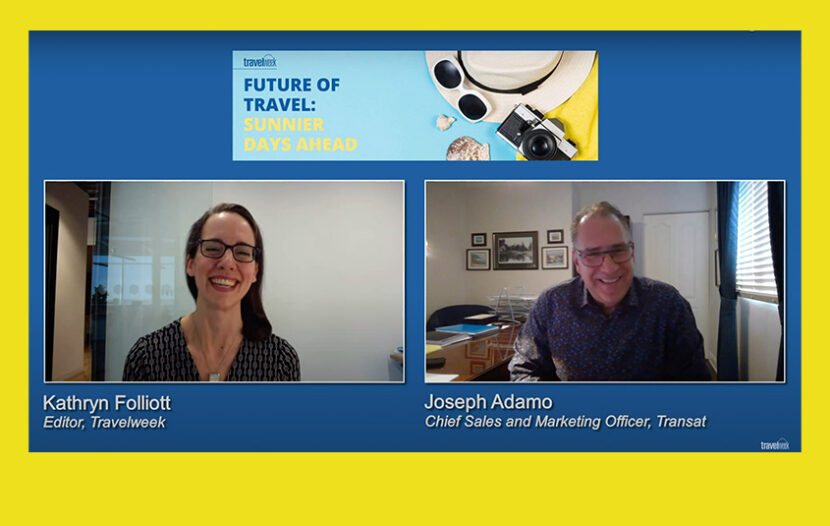 Travelweek's virtual conference rallies industry together