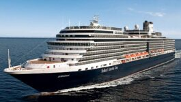 Holland America to resume operations, books open May 6 for Greece departures in August 2021